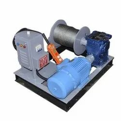 Portable Power Winch