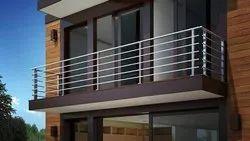 Balcony Railing, Material Grade: 304