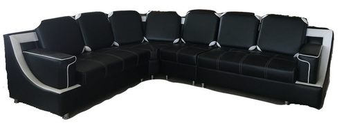 Hansa Luxury L Shape Sofa Set At Rs 9000000 Piece L Shape Couch