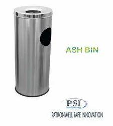 STEEL ASH BIN