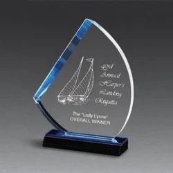 Decorative Acrylic Trophy