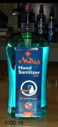 Midas Instant Hand Sanitizer Spray 1000 Ml