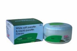 White Soft Paraffin and Light Liquid Paraffin Cream 100gm