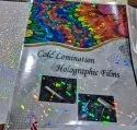 Holographic Overlay Arts And Craft  Film