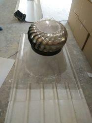 Polycarbonate Base Plate 6 NALI
