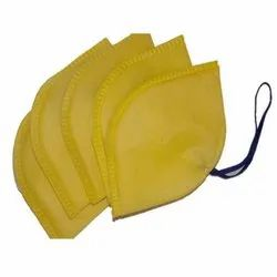 Yellow Disposable Mask