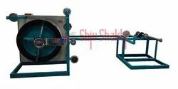 16mm to 32mm Rope coiling machine, 5 Kw