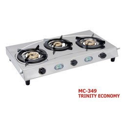 MC-349 Three Burner Stove