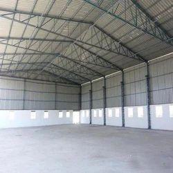 Warehouse Steel Sheds