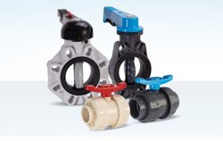 Ball And Butterfly Valves