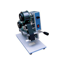 DY-8 Manual Hot Code Printer, Automation Grade: Automatic
