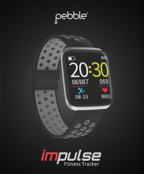 Pebble Impulse Fitness Band