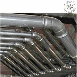 SS 316L Press Fit Pipes