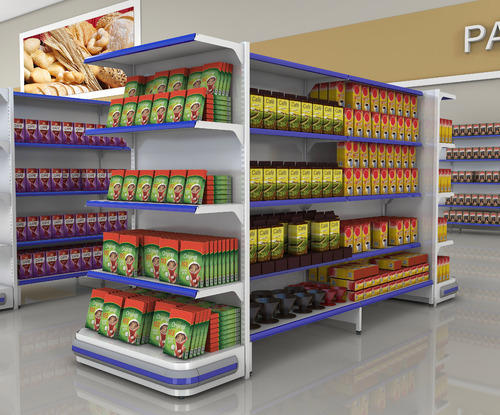 Commercial Display Rack