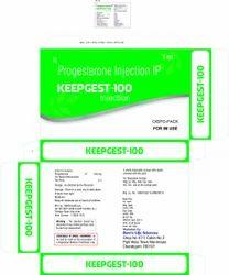 Keepgest 100 mg Medicine
