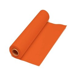 40 Micron Orange Note Book Cover Roll