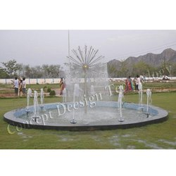 DFWFE CDT Dandelion Fountain