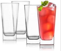 Water Glass Square 280 Ml