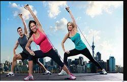 Zumba Fitness exercise