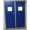 Sealed Hinged Hospital Doors