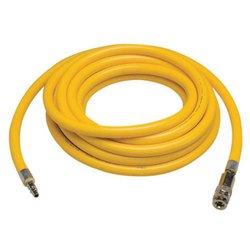 Yellow Air Compressor Hose Pipe