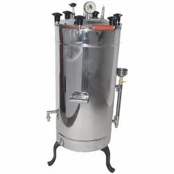 Electric Vertical Autoclave