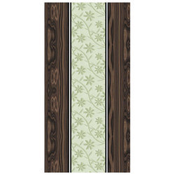 Decorative Matte Door Paper Print