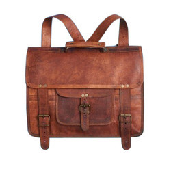 Leather Laptop Bag 3 in 1