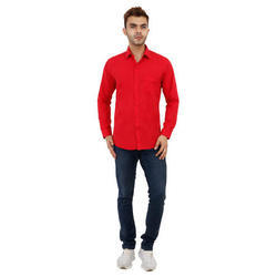 Plain Full Sleeves Shirt