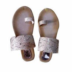 Women PVC Ladies Designer Slipper, Size: 5 And 8