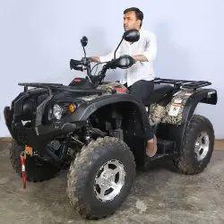 500CC CAMOUFLAGE HISUN ATV
