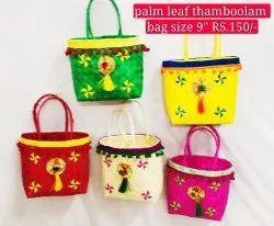 Palm Thamboolam  gift Bag