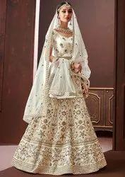 Punjabi Unstitched Silk Suits, Dry clean