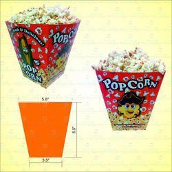 Jumbo Popcorn Box