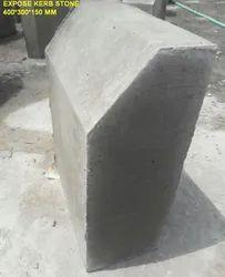 Expose Kerb Stone