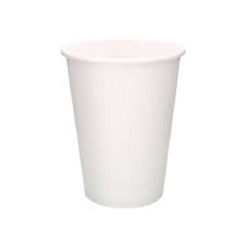 Disposable Hot Beverage Plain Paper Cup, for Event and Party Supplies, Capacity: 210 Ml