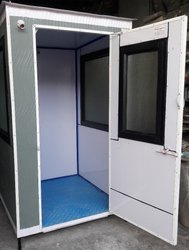 NEEDHI Ladies Security Cabin