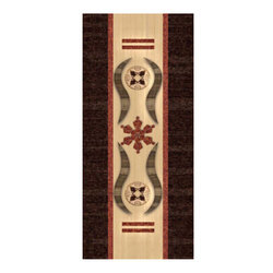 Mango Wood Interior Decorative Door, Thickness: 30 mm
