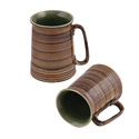Handcrafted Studio Pottery Ceramic Beer Mugs