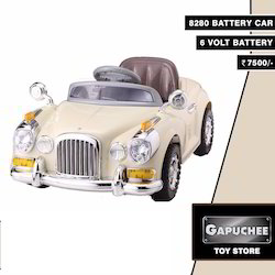 Battery Operated Car for Children Model 8280
