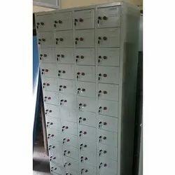 CML 1 Mild Steel Mobile Locker