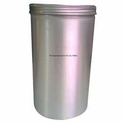 Round Aluminum Canisters