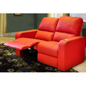 Leather Home Theater Recliners- Style 090