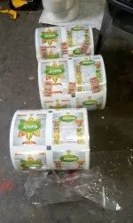 Printed Pesticides Packaging Pouch Roll