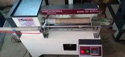Pneumatic Paper Core Cutter Machine for Bopp Tape
