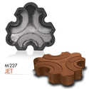 M227 Jet Concrete Paver Rubber Mould
