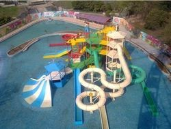 Aqua Multi Play Station, For Water Park