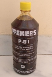 Premier P 81 Varnish