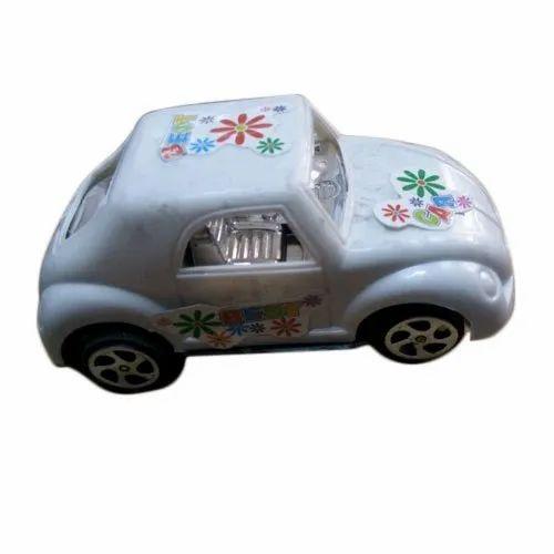 Plastic Toy Car, 4