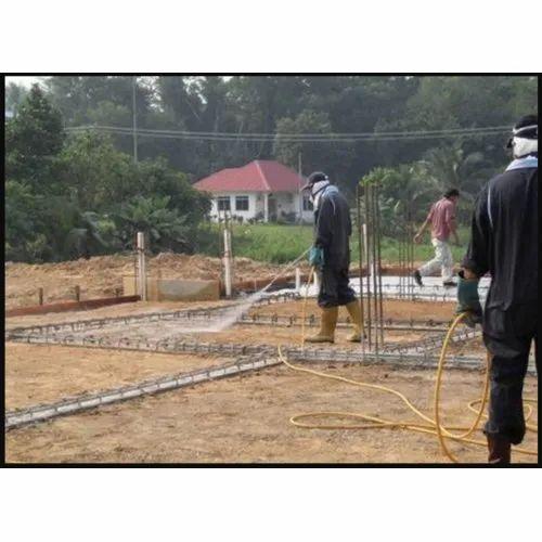 Pre Construction Anti Termite Treatments Service